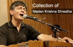 Songs of Madan Krishna Shrestha